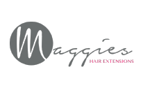 Maggies hair logo