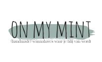 On my Mint logo