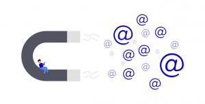 e-mail adressen verzamelen op je website